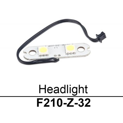 Extra Headlight for Walkera F210 Multicopter RC Drone
