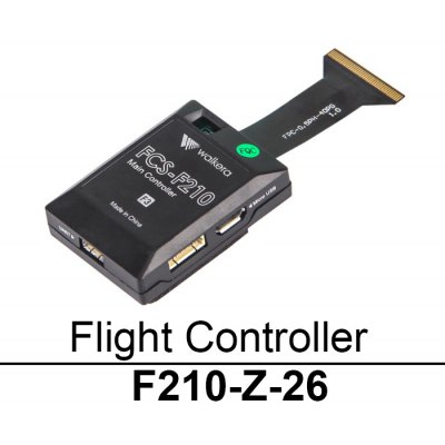 Extra Flight Controller for Walkera F210 Multicopter RC Drone