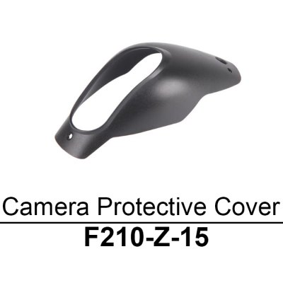 Extra Camera Protective Cover for Walkera F210 Multicopter RC Drone