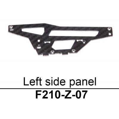 Left-side Plate for Walkera F210