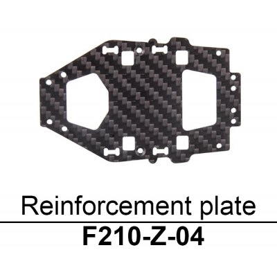 Extra Reinforcement Plate for Walkera F210 Multicopter RC Drone
