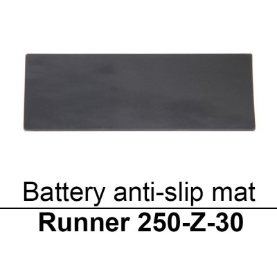 Spare Anti-slip Battery Mat Fitting for Walkera F210 RC Model