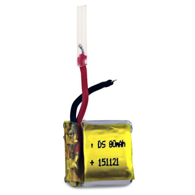 ФОТО Spare 3.7V 80mAh Battery Fitting for Fayee FY804 RC Quadcopter