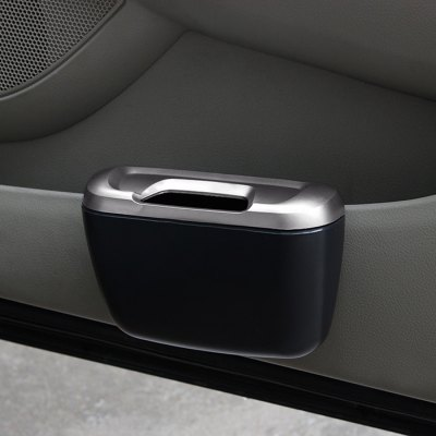 Shunwei SD-1601 Car Waste ContainerCar Ornaments &amp; Pendant<br>Shunwei SD-1601 Car Waste Container<br><br>Type: Car Trash Bin<br>Model: SD-1601<br>Material: ABS<br>Available color: Black,Blue,Gray,Silver<br>Product weight: 0.160 kg<br>Package weight: 0.220 kg<br>Product size (L x W x H): 11.00 x 16.00 x 6.50 cm / 4.33 x 6.30 x 2.56 inches<br>Package size (L x W x H): 13.00 x 19.00 x 8.00 cm / 5.12 x 7.48 x 3.15 inches<br>Package Contents: 1 x Trash Bin, 1 x Clip
