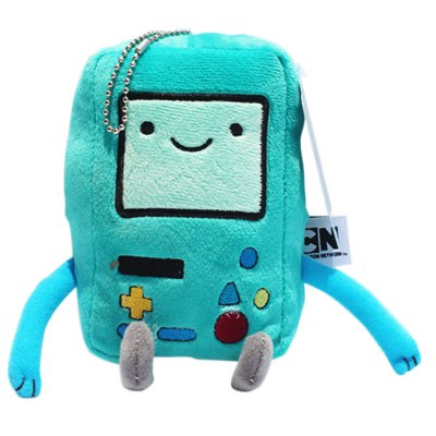 Adventure Time Stuffed Plush Toy with Sucker Stuffed Doll Home Decoration Great Gift