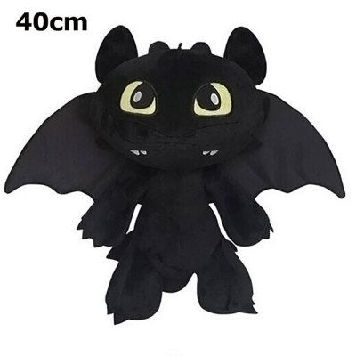 Stuffed Toothless Dragon Plush Toy