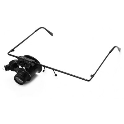 9892A Glasses Type 20X Professional Watch Repair Magnifier