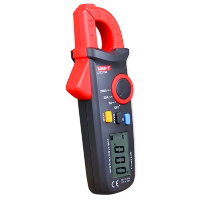 ФОТО UNI-T UT210A Clamp Style Digital Multimeter