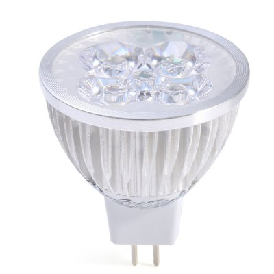 5 x YouOKLight 4W MR16 400LM Dimming LED Spot Bulb