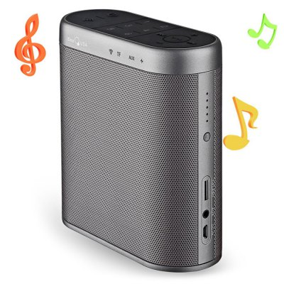 W205 Wireless WiFi Bluetooth 2.1 Speaker