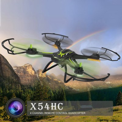 Syma X54HC 720P Camera RC Quadcopter RTF