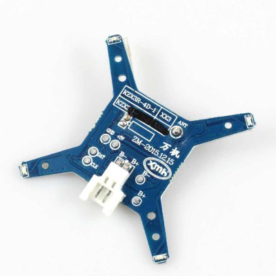ФОТО Extra Spare Receiver Board for JJRC H8 Mini RC Quadcopter