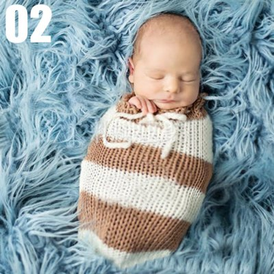 Lovely Newborn Baby Photography Sleeping Bag Outfits Photographed PropsBaby Care<br>Lovely Newborn Baby Photography Sleeping Bag Outfits Photographed Props<br><br>Material: Woolen<br>Product weight: 1.200 kg<br>Package weight: 1.530 kg<br>Product size (L x W x H): 43.00 x 30.00 x 10.00 cm / 16.93 x 11.81 x 3.94 inches<br>Package size (L x W x H): 30.00 x 20.00 x 10.00 cm / 11.81 x 7.87 x 3.94 inches<br>Package Contents: 1 x Baby Photography Sleeping Bag