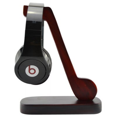 Wood Style Headphones Stand