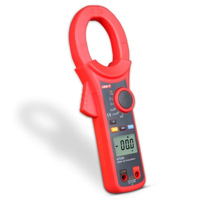 ФОТО UNI-T UT220 Clamp Style Digital Multimeter