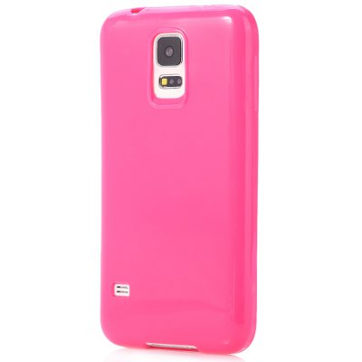Candy Color TPU Back Case Skin for Samsung S5