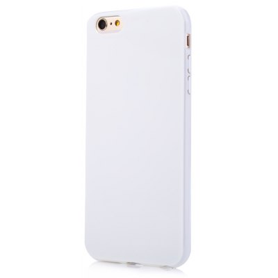 Candy Color TPU Back Case Skin for iPhone 6 Plus / 6S Plus