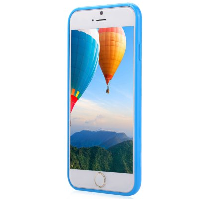 Candy Color TPU Back Case Skin for iPhone 6 / 6S
