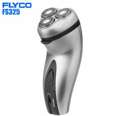 Фотография Flyco FS325 Floating Revolving Shaver Electric Double-track Cutter