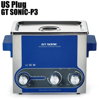 GT SONIC-P3 Ultrasonic Cleaner Washing Equipment