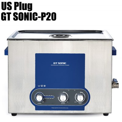 GT SONIC-P20 Ultrasonic Cleaner Washing Machine