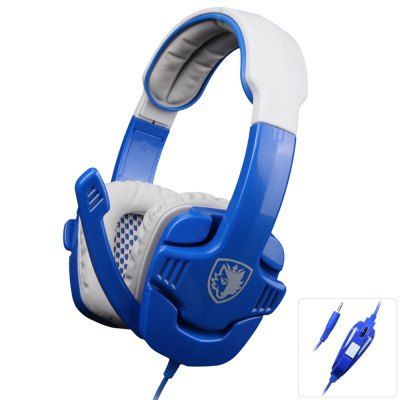 SADES SA-708 3.5mm Jack Gaming Headset with Mic