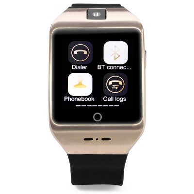 I8s 1.54 inch Smartwatch PhoneSmart Watch Phone<br>I8s 1.54 inch Smartwatch Phone<br><br>Type: Watch Phone<br>CPU: MTK2502<br>RAM: 64MB<br>ROM: 128MB<br>External Memory: TF card up to 32GB (not included)<br>Compatible OS: Android,IOS<br>Wireless Connectivity: Bluetooth,GSM,NFC<br>Network type: GSM<br>Frequency: GSM850/900/1800/1900MHz<br>Bluetooth: Yes<br>Bluetooth version: V4.0<br>Screen type: Capacitive,IPS,LCD<br>Screen size: 1.54 inch<br>Screen resolution: 320 x 320<br>Camera type: Single camera<br>Front camera: 0.3MP<br>SIM Card Slot: One is micro SIM slot<br>TF card slot: Yes<br>Micro USB Slot: Yes<br>Picture format: JPEG<br>Music format: MP3<br>Languages: Traditional Chinese, Greek, Thai, Russian, Turkish, Vietnamese, Indonesian, Malay, German, Italian, Portuguese, Polish, Spanish, French, English<br>Additional Features: 2G,Alarm,Bluetooth,Calculator...,Calendar,MP3,Notification,People,Sound Recorder<br>Functions: Message,Music Sync Function,Pedometer,Remote Camera,Sedentary reminder,Sleep monitoring<br>Cell Phone: 1<br>Battery: 330mAh Built-in Battery<br>USB Cable: 1<br>English Manual : 1<br>Product size: 5.50 x 3.95 x 1.10 cm / 2.17 x 1.56 x 0.43 inches<br>Package size: 9.00 x 8.00 x 8.00 cm / 3.54 x 3.15 x 3.15 inches<br>Product weight: 0.068 kg<br>Package weight: 0.220 kg