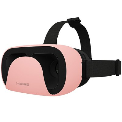 Baofeng Mojing D 3D VR Glasses Virtual Reality Headset with Adjustable Pupil DistanceVR Headset<br>Baofeng Mojing D 3D VR Glasses Virtual Reality Headset with Adjustable Pupil Distance<br><br>Brand: Baofeng Mojing<br>Color: Blue,Pink,White,Yellow<br>Compatible with: Smartphones<br>Material: ABS, Foam<br>Model: Mojing D<br>Package Contents: 1 x 3D Glasses<br>Package size (L x W x H): 12.00 x 15.00 x 20.00 cm / 4.72 x 5.91 x 7.87 inches<br>Package weight: 0.450 kg<br>Product size (L x W x H): 9.80 x 13.80 x 17.00 cm / 3.86 x 5.43 x 6.69 inches<br>Product weight: 0.275 kg<br>Smartphone Compatibility: 5.0 - 6.0 inch<br>VR Glasses Type: VR Headset