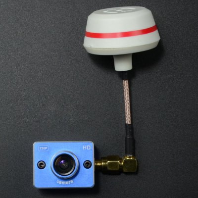 Фотография Spare FC MODEL TUZ 720p 5.8G 32CH 600mW Image Transmitter with 720P Camera One Machine for RC Model Photography