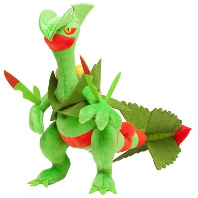 Manchuang Pokemon Mega Sceptile Plush Toy 25cm Stuffed Doll Home Decoration Great GiftStuffed Cartoon Toys<br>Manchuang Pokemon Mega Sceptile Plush Toy 25cm Stuffed Doll Home Decoration Great Gift<br><br>Materials: PP Cotton<br>Theme: Movie and TV<br>Features: Stuffed and Plush<br>Series: Star Product<br>Package weight: 0.220 kg<br>Package size: 25.00 x 10.00 x 10.00 cm / 9.84 x 3.94 x 3.94 inches<br>Package Contents: 1 x Plush Toy