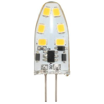 BRELONG G4 2W 12 x SMD 2835 220LM LED Corn Bulb