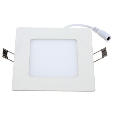 Huibona 6W 600Lm Square LED Panel LightIndoor Lights<br>Huibona 6W 600Lm Square LED Panel Light<br><br>Type: Ceiling Lights<br>Brand: Huibona<br>Wattage (W): 6<br>Luminous Flux: 600LM<br>Wavelength / CCT: 3000-3500K,5500-6000K<br>Light Color: Warm White,White<br>Voltage (V): 85-265V<br>Features: Square Shape,Wired<br>Beam Angle: 160 degree<br>Sheathing Material: Acrylic<br>Product weight: 0.230KG<br>Package weight: 0.270 KG<br>Product size (L x W x H): 14.00 x 14.00 x 2.00 cm / 5.51 x 5.51 x 0.79 inches<br>Package size (L x W x H): 15.00 x 15.00 x 3.00 cm / 5.91 x 5.91 x 1.18 inches<br>Package Contents: 1 x Huibona LED Ceiling Lamp, 1 x LED Driver