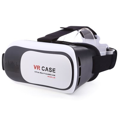 VR Case Virtual Reality 3D Glasses for 6 - 8.2cm Width Smartphones