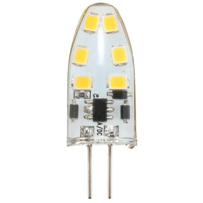 BRELONG G4 2W SMD 2835 220LM Dimmable LED Capsule Bulb