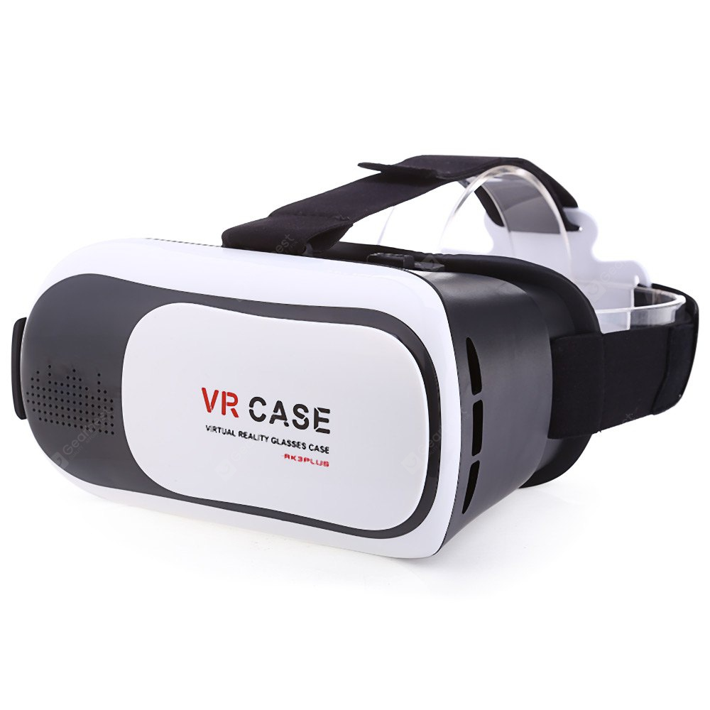 VR Case RK3Plus 3D Virtual Reality VR Glasses Headset for 6 - 8.2cm Smartphones 171752601