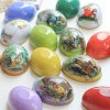 Small Colorful Easter Egg Shaped Iron Storage Box deal