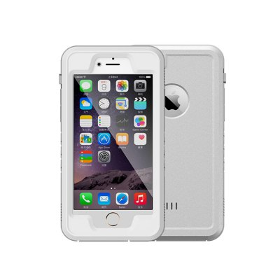 WPC-01 Protective Waterproof Case for iPhone 6 / 6S