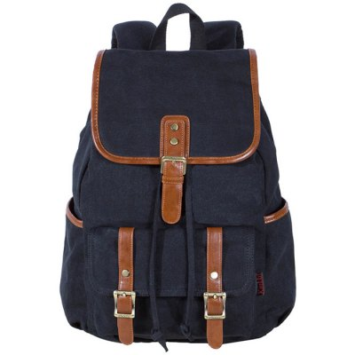 KAUKKO FS227 24L Retro Style Unisex Canvas BackpackBackpacks<br>KAUKKO FS227 24L Retro Style Unisex Canvas Backpack<br><br>Brand: KAUKKO<br>Type: Backpack<br>For: Adventure,Camping,Climbing,Cycling,Fishing,Hiking,Other,Traveling<br>Material: Canvas,Cotton<br>Backpack Capacity: 21~40L<br>Bag Capacity: 24L<br>Color: Army green,Black,Coffee,Gray,Khaki,Light Coffee<br>Product weight: 0.810KG<br>Package weight: 0.890 KG<br>Product size (L x W x H): 45.00 x 17.00 x 32.00 cm / 17.72 x 6.69 x 12.6 inches<br>Package size (L x W x H): 47.00 x 7.00 x 34.00 cm / 18.5 x 2.76 x 13.39 inches<br>Package Contents: 1 x KAUKKO FS227 24L Backpack