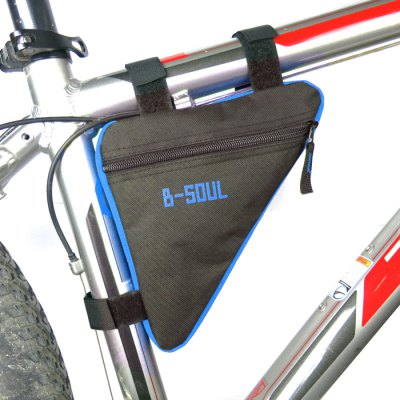 B-SOUL Outdoor Bicycle Triangle Bag