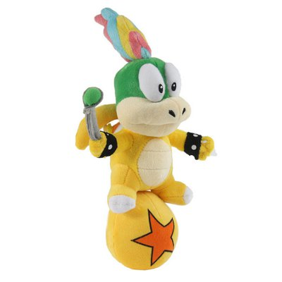 26cm / 10 inch Lemmy Koopa Style Plush Toy Home Office DecorStuffed Cartoon Toys<br>26cm / 10 inch Lemmy Koopa Style Plush Toy Home Office Decor<br><br>Materials: Plush,PP Cotton<br>Theme: Movie and TV<br>Features: Cartoon<br>Series: Fashion<br>Package weight: 0.100 kg<br>Package size: 30.00 x 10.00 x 10.00 cm / 11.81 x 3.94 x 3.94 inches<br>Package Contents: 1 x Plush Doll