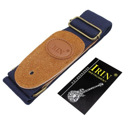 IRIN Adjustable Guitar Strap for Wooden Guitar Musical Instrument Accessory