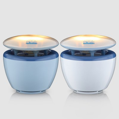 3 in 1 Photocatalyst Mosquito Repellent Lamp Practical Anion Air Purifier Sleeping Lamp