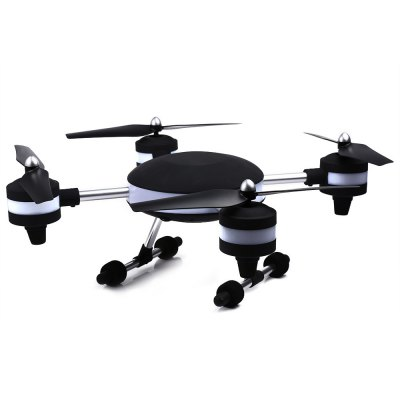 HUAJUN U - FLY W606 - 3 5.8G FPV 2 Mega Camera 2.4G 4 Channel 6-axis Gyro QuadcopterRC Quadcopters<br>HUAJUN U - FLY W606 - 3 5.8G FPV 2 Mega Camera 2.4G 4 Channel 6-axis Gyro Quadcopter<br><br>Type: RC Simulators<br>Brand: HUAJUN<br>Features: Radio Control<br>Functions: 3D rollover,Camera,Forward/backward,FPV,Headless Mode,Height Holding,Hover,One Key Automatic Return,Sideward flight,Slow down,Speed up,Turn left/right,Up/down,With light<br>Level: Advanced Level<br>Kit Types: RTF<br>Age: Above 14 years old<br>Motor Type: Brushed Motor<br>Built-in Gyro: Yes<br>Night Flight: Yes<br>Material: Electronic Components,Plastic<br>Remote Control: 2.4GHz Wireless Remote Control<br>Channel: 4-Channels<br>Mode: Mode 2 (Left Hand Throttle)<br>Control Distance: 100-300m<br>Detailed Control Distance: About 200m<br>Transmitter Power: 6 x 1.5V AA battery(not included)<br>Model Power: 1 x Lithium battery(included)<br>Flying Time: 8-10 mins<br>Product weight: 0.600 kg<br>Package weight: 2.000 kg<br>Product size (L x W x H): 42.00 x 32.00 x 15.00 cm / 16.54 x 12.60 x 5.91 inches<br>Package size (L x W x H): 49.00 x 49.00 x 15.00 cm / 19.29 x 19.29 x 5.91 inches<br>Package Contents: 1 x Quadcopter, 1 x Transmitter, 2 x Propeller, 2 x Landing Gear, 1 x Screwdriver, 1 x 4G SD Card, 1 x Card Reader, 1 x English Manual, 1 x Charger, 1 x Battery, 1 x FPV Monitor, 1 x FPV Cable
