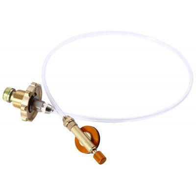 Outdoor Gas Stove Inflatable Valve Pneumatic Tube