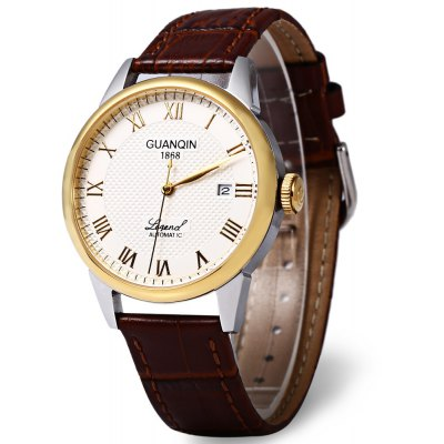 GUANQIN GQ008815 Men Mechanical Watch
