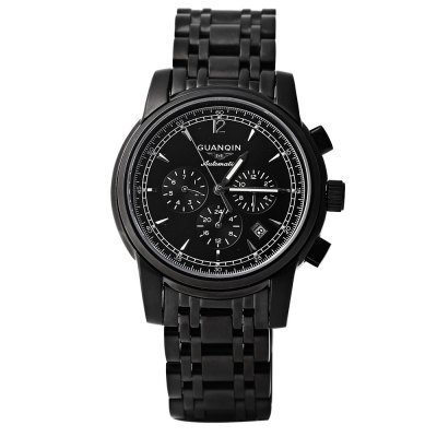 GUANQIN GJ16003 Male Japan Automatic Mechanical WatchMens Watches<br>GUANQIN GJ16003 Male Japan Automatic Mechanical Watch<br><br>Brand: GUANQIN<br>Watches categories: Male table<br>Watch style: Fashion<br>Movement type: Automatic mechanical watch<br>Shape of the dial: Round<br>Display type: Analog<br>Hour formats: 24 Hour<br>Case material: Metal<br>Band material: Stainless Steel<br>Clasp type: Butterfly clasp<br>Band color: Black,Blue,Gold,Silver,White<br>Water resistance : 100 meters<br>The dial thickness: 1.1 cm / 0.43 inches<br>The dial diameter: 4 cm / 1.57 inches<br>The band width: 2 cm / 0.79 inches<br>Wearable length: 25 cm / 9.84 inches<br>Product weight: 0.147 kg<br>Package weight: 0.182 kg<br>Product size (L x W x H): 22.00 x 4.30 x 1.10 cm / 8.66 x 1.69 x 0.43 inches<br>Package size (L x W x H): 23.00 x 5.30 x 2.10 cm / 9.06 x 2.09 x 0.83 inches<br>Package Contents: 1 x GUANQIN GJ16003 Watch