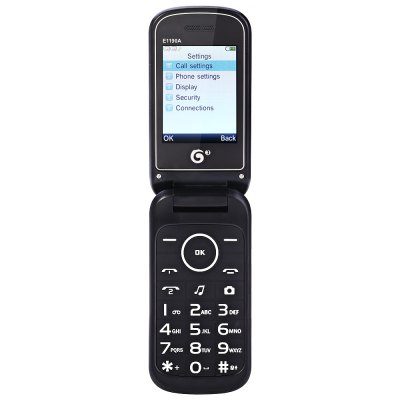 E1190A Quad PhoneCell phones<br>E1190A Quad Phone<br><br>Type: Bar Phone<br>RAM: 32MB<br>ROM: 32MB<br>Network type: GSM<br>Frequency: GSM 850/900/1800/1900MHz<br>Screen size: 2.5 inch<br>Camera type: Single camera<br>Back-camera: 0.08MP<br>SIM Card Slot: Dual SIM,Dual Standby<br>TF card slot: Yes<br>Micro USB Slot: Yes<br>Picture format: JPEG<br>Music format: MP3<br>Video format: 3GP,MP4<br>Languages: English, French, Russian<br>Additional Features: Alarm,MP3,People,Sound Recorder<br>Cell Phone: 1<br>Battery: 1 x 1200mAh ( 720mAh available )<br>Charger: 1<br>English Manual : 1<br>Product size: 10.50 x 5.20 x 1.90 cm / 4.13 x 2.05 x 0.75 inches<br>Package size: 11.10 x 8.70 x 6.40 cm / 4.37 x 3.43 x 2.52 inches<br>Product weight: 0.073 kg<br>Package weight: 0.253 kg