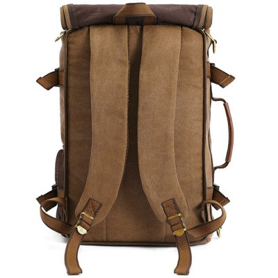 KAUKKO FH05 22L Men Multi-function Canvas BackpackBackpacks<br>KAUKKO FH05 22L Men Multi-function Canvas Backpack<br><br>Bag Capacity: 22L<br>Brand: KAUKKO<br>Capacity: 21 - 30L<br>Color: Army green,Black,Dark Khaki<br>Features: Laptop Bag<br>For: Cycling, Other, Traveling, Climbing, Casual, Hiking<br>Material: Cotton, Canvas<br>Package Contents: 1 x KAUKKO FH05 22L Backpack<br>Package size (L x W x H): 47.00 x 32.00 x 8.00 cm / 18.5 x 12.6 x 3.15 inches<br>Package weight: 1.480 kg<br>Product size (L x W x H): 45.00 x 30.00 x 17.00 cm / 17.72 x 11.81 x 6.69 inches<br>Product weight: 1.430 kg<br>Type: Backpack