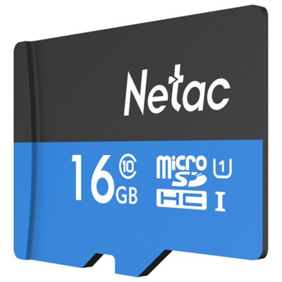 Netac P500 Micro SD Memory CardMemory Cards<br>Netac P500 Micro SD Memory Card<br><br>Brand: Netac<br>Class Rating: Class 10<br>Memory Capacity: 16G<br>Memory Card Type: Micro SD/TF<br>Package Contents: 1 x TF Memory Card<br>Package size (L x W x H): 4.00 x 4.00 x 4.00 cm / 1.57 x 1.57 x 1.57 inches<br>Package weight: 0.030 kg<br>Product size (L x W x H): 1.00 x 1.00 x 1.00 cm / 0.39 x 0.39 x 0.39 inches<br>Product weight: 0.010 kg<br>Type: Memory Card