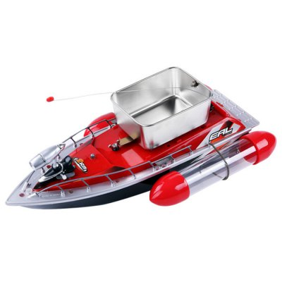 Na baichuan 123 Updated Fishing-boat Functional RC Toy with Floating Pipeline